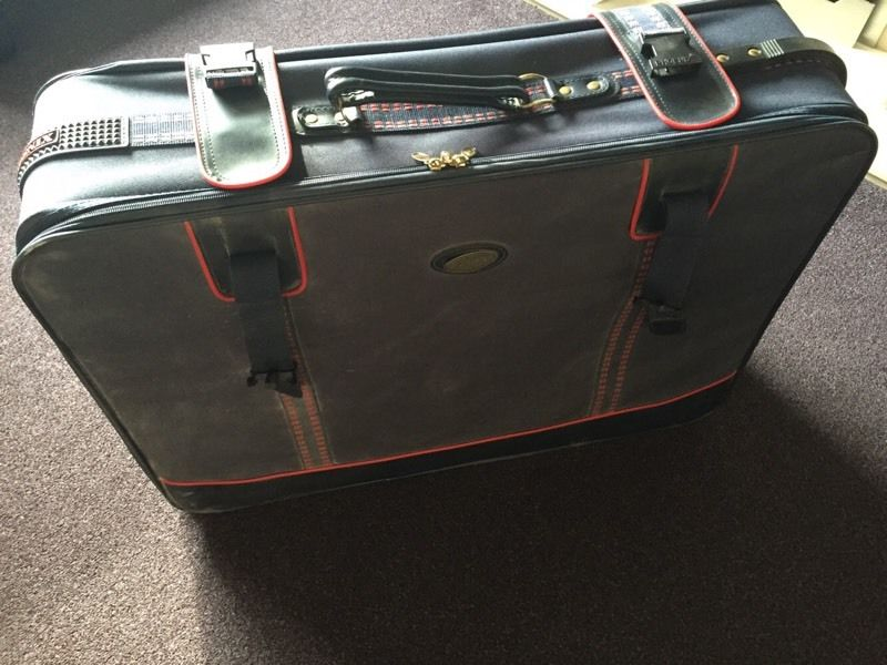 Suitcase free to a good home