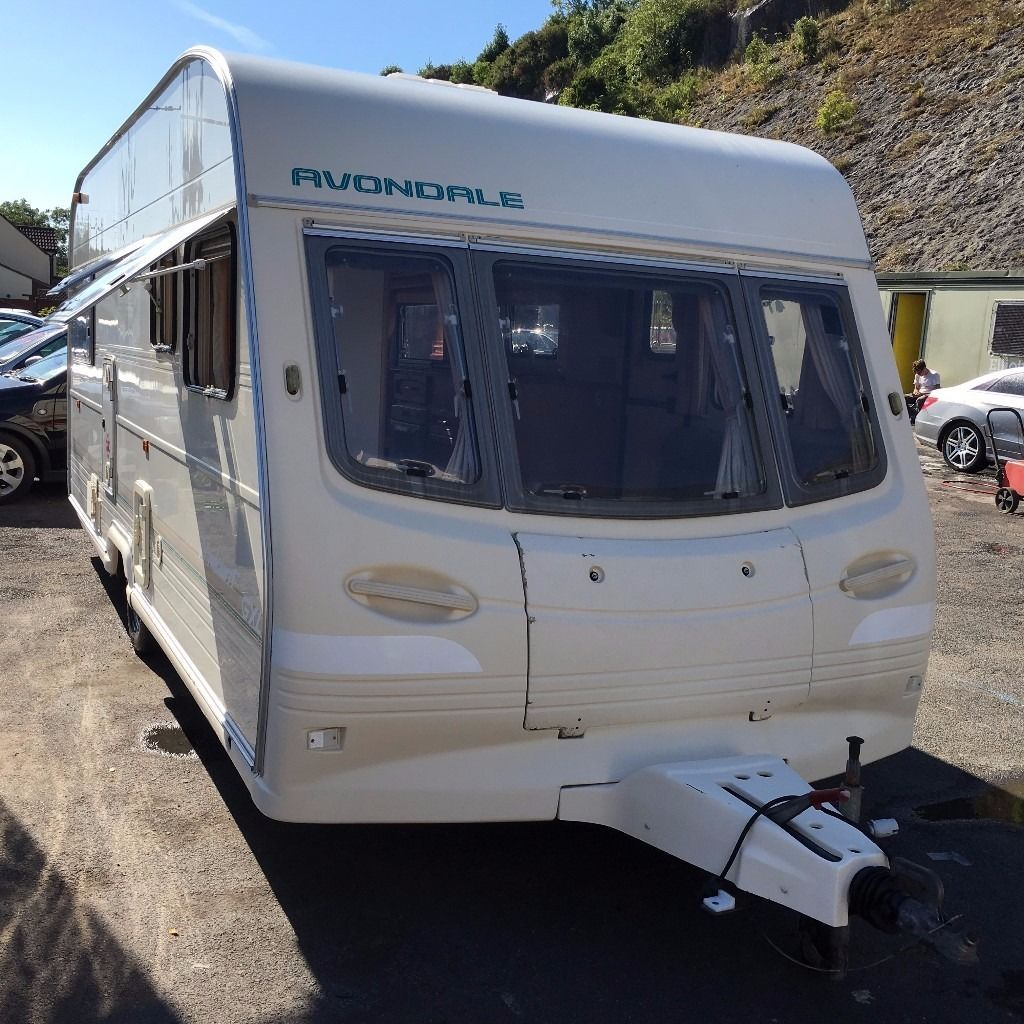 Caravan 4/5/6 berth Avondale GXL 1996 fantastic condition awning available