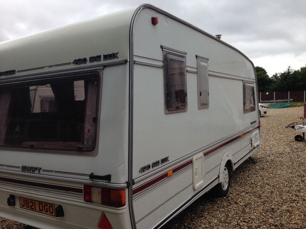 5 berth swift challenger 1994 for sale