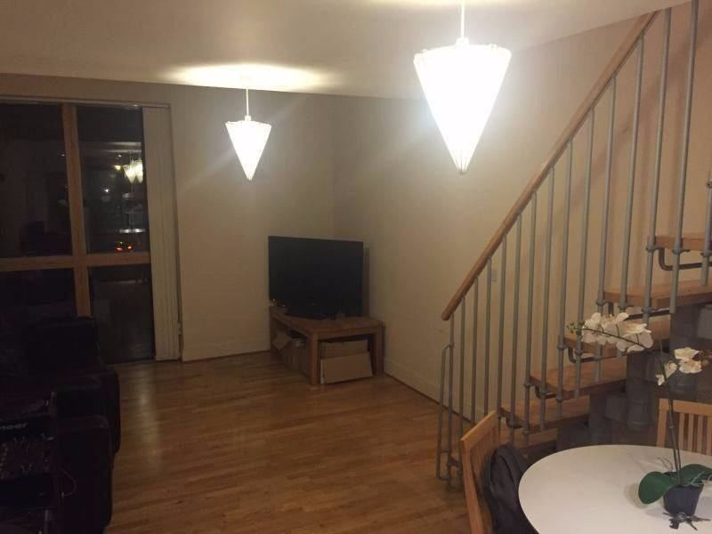 All bills included Modern Double Room in shared apartment East Croydon Available now