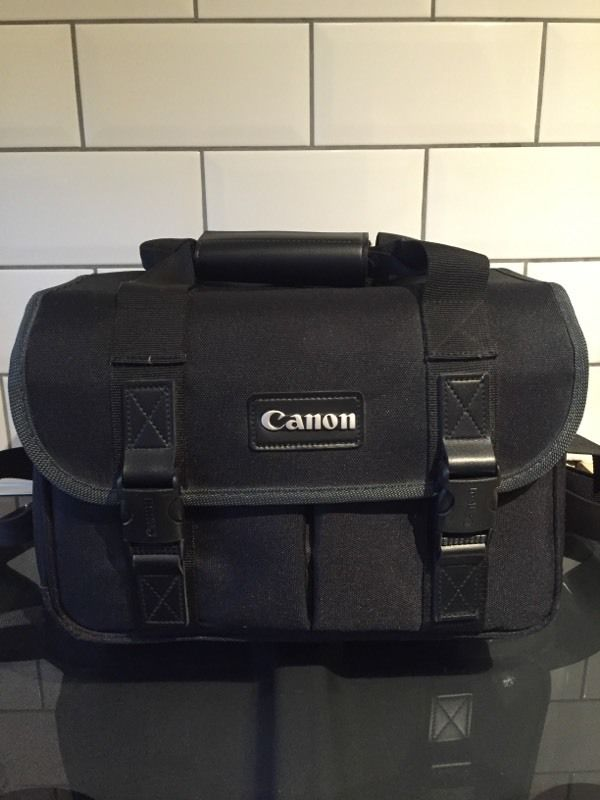 Canon professional camera bag