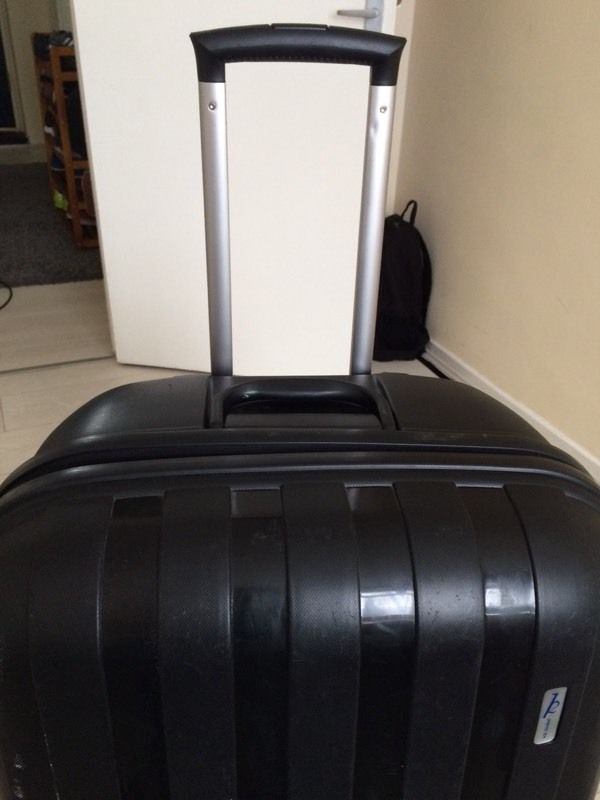 Hard Case suitcase