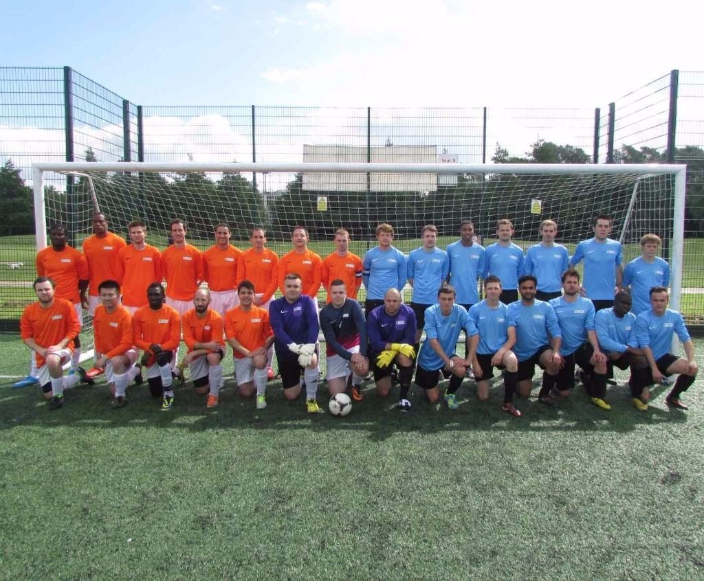NEW TO LONDON? PLAYERS WANTED FOR FOOTBALL TEAM. FIND A SOCCER TEAM IN LONDON. Ref: 4RT