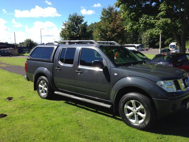 2006 Nissan Navara 2.5dCi Outlaw Low Mileage NOW SOLD