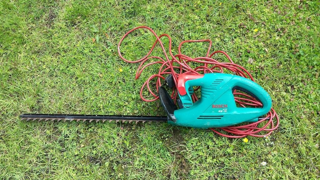 hedge cutters electric bosch