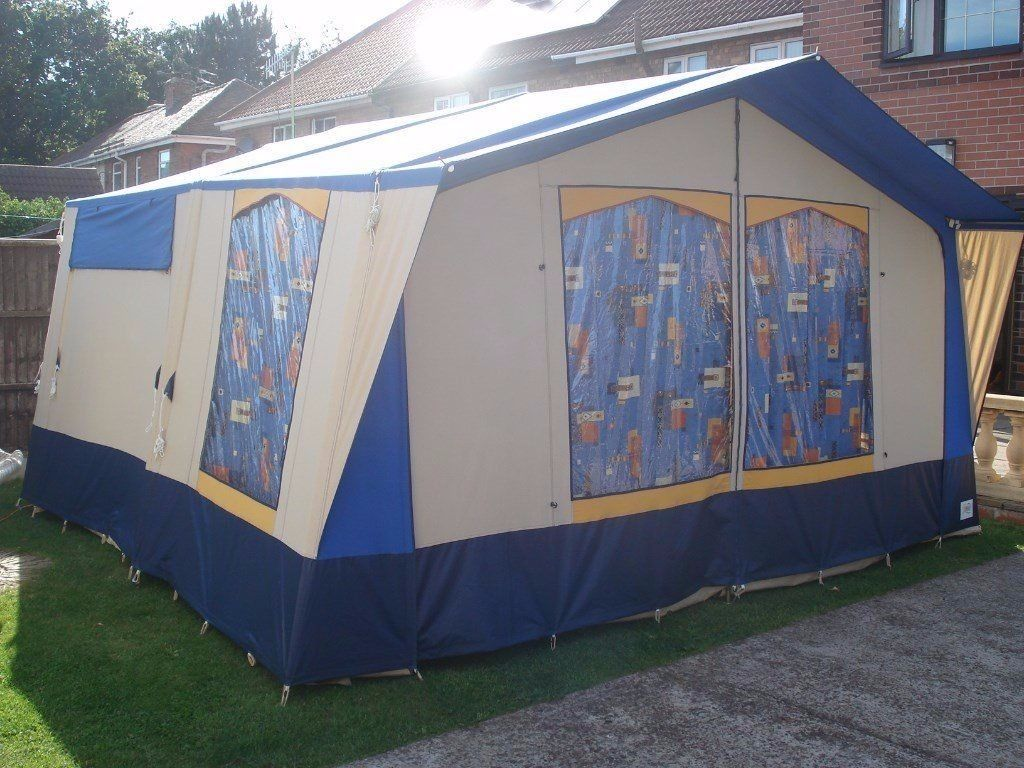 6 Berth Conway Trailer Tent