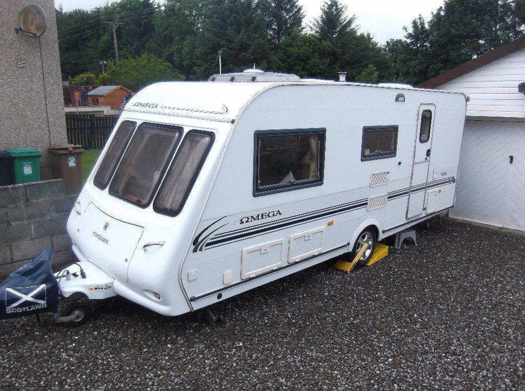 2004 compass omega 4 berth