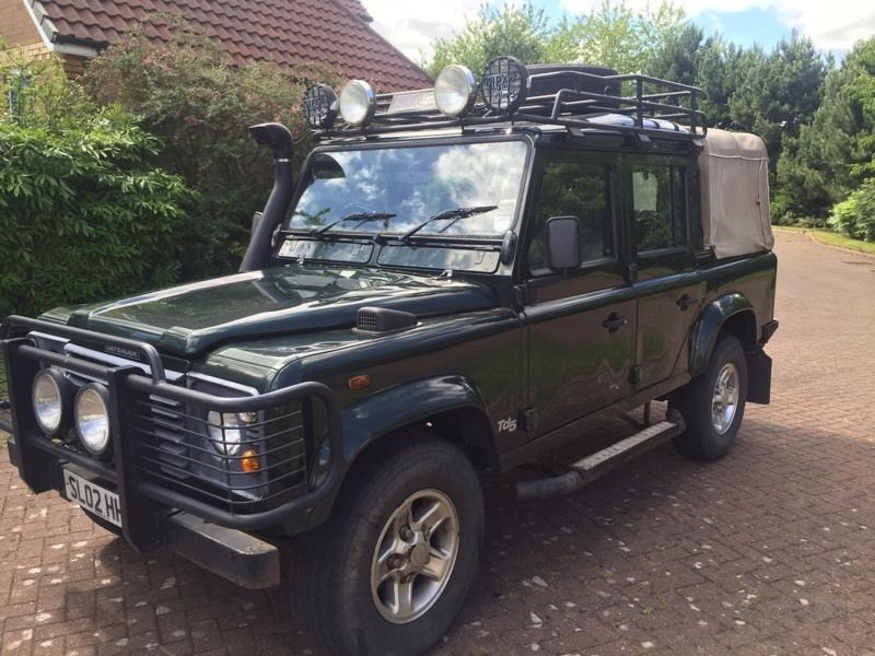 Wanted Land Rover 90 110 defender county top cash prices