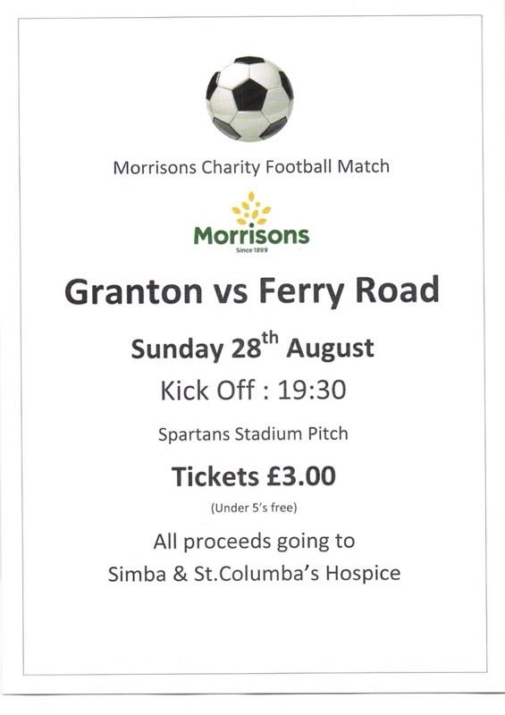 Charity Football Match