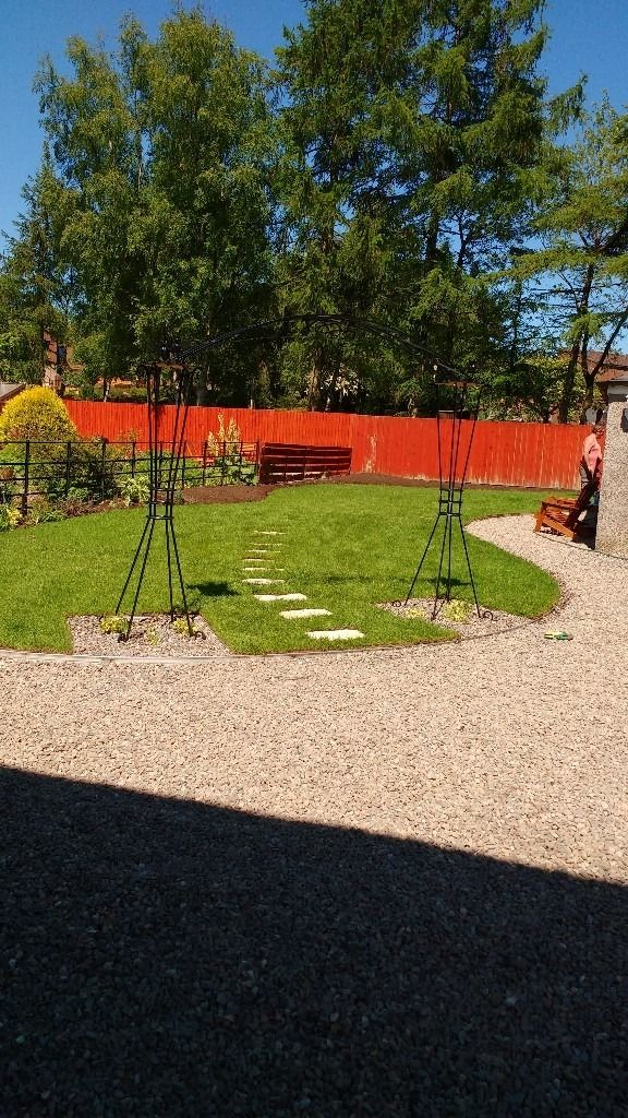 Kean and Able landscaping and ground maintenance