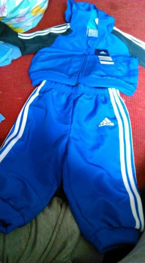 addis tracksuit 6-9months boys