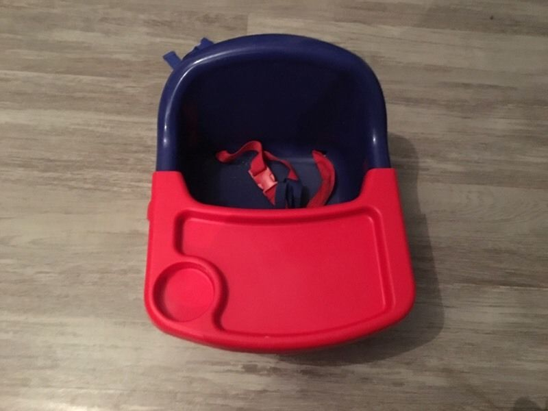 Baby High Chair attachment with tray