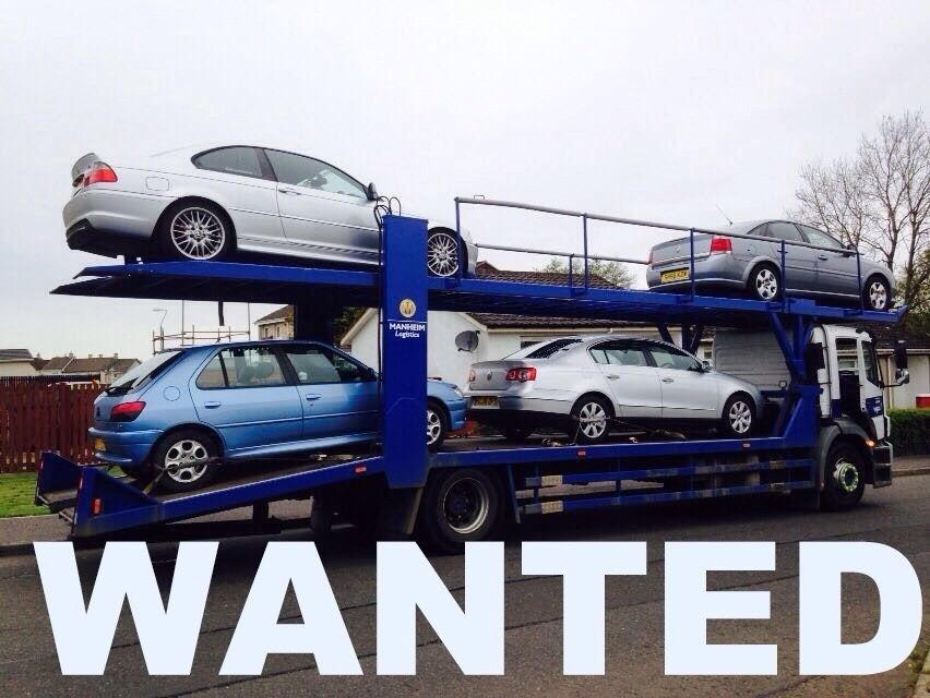 Wanted 200cdi diesel car