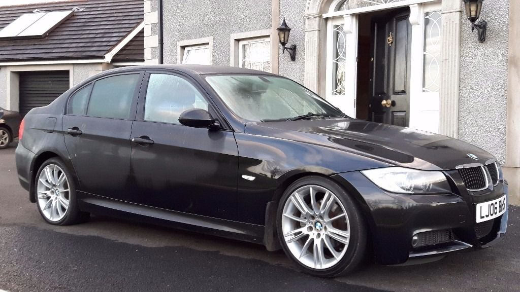 2006 BMW 3 SERIES M SPORT - PRICED FOR QUICK SALE