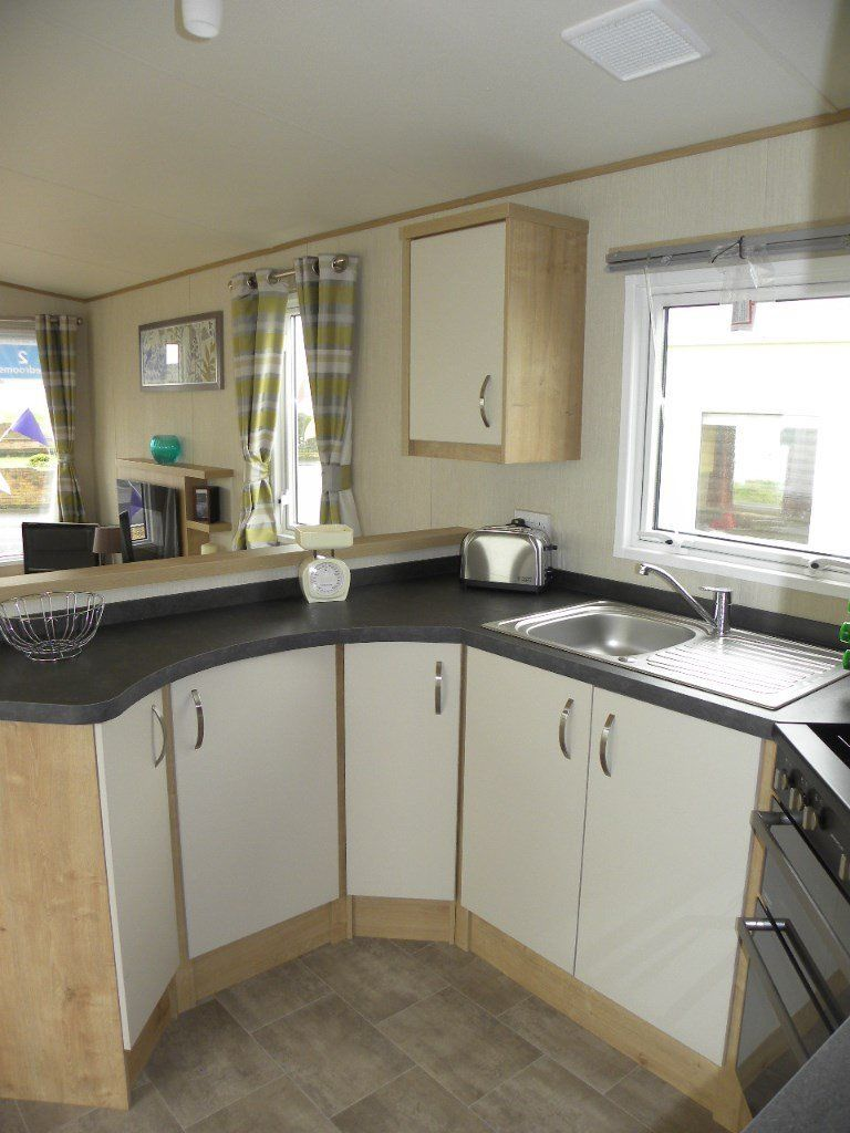Sea View Location 12 month Season Caravan For Sale South Wales
