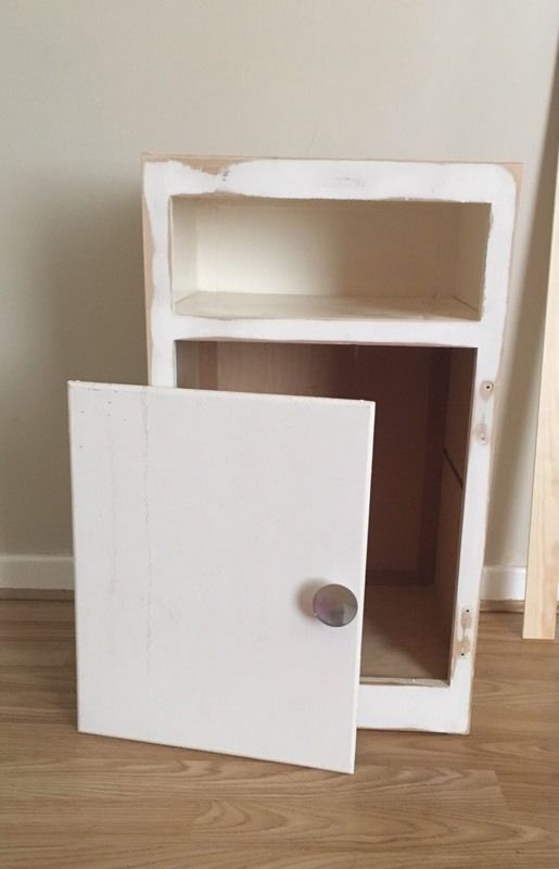 Project- Bedside Table