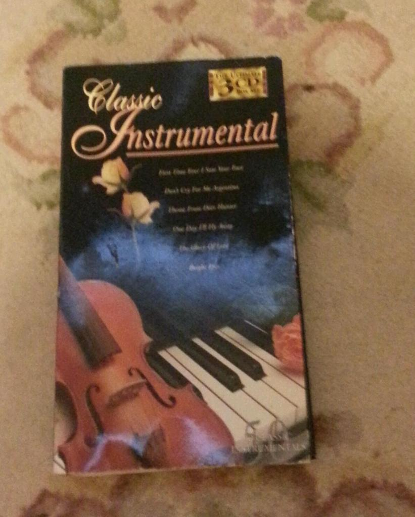 Instrumental Classical CD set
