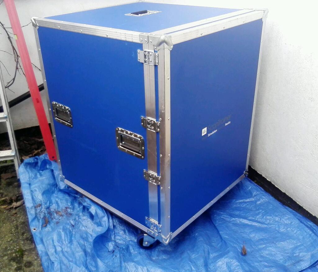 Flight case large