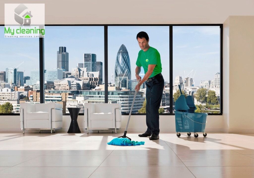 COMMERCIAL CLEANING!!!