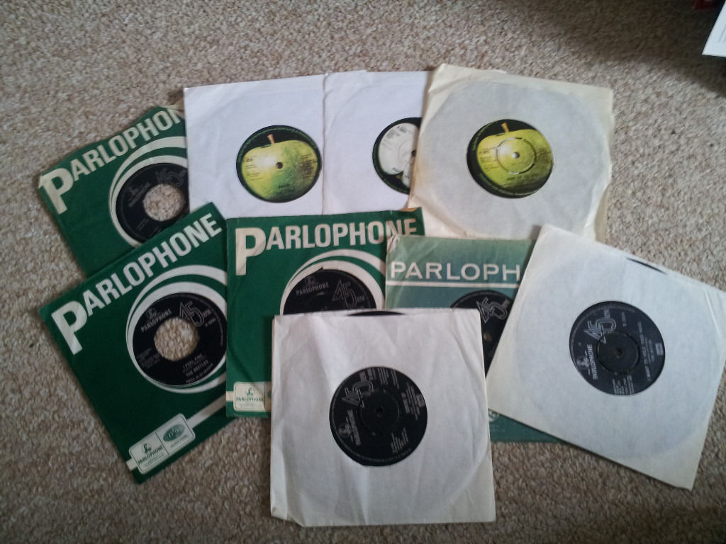 RECORDS WANTED by collector
