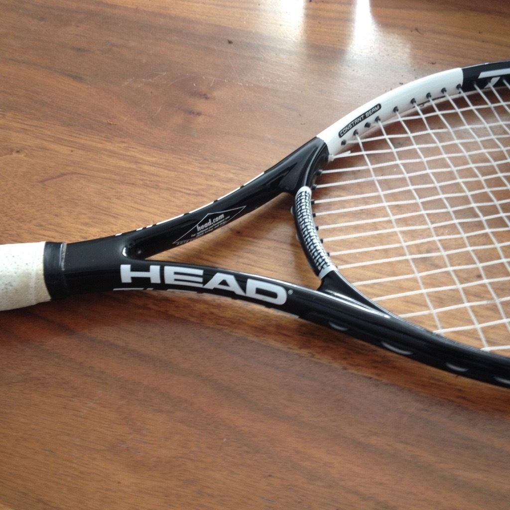 Head ti 9000 racket