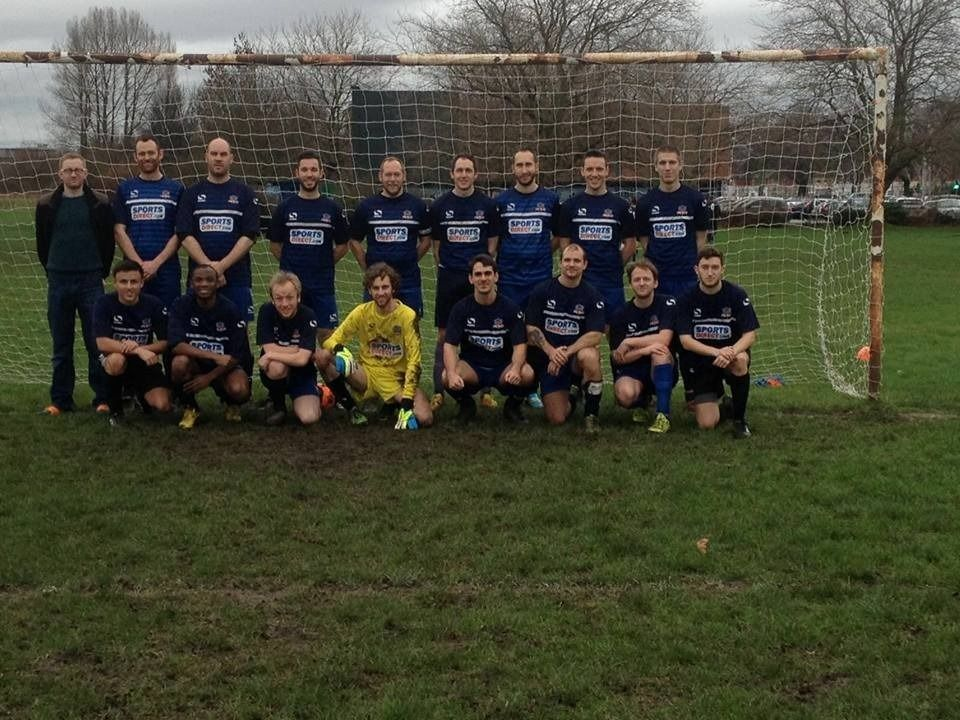 SUNDAY LEAGUE TEAM SEEKS PLAYERS FOR UPCOMING 2016/17 CAMPAIGN