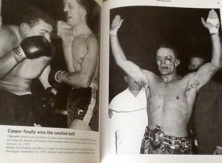 Unseen archives, BOXING