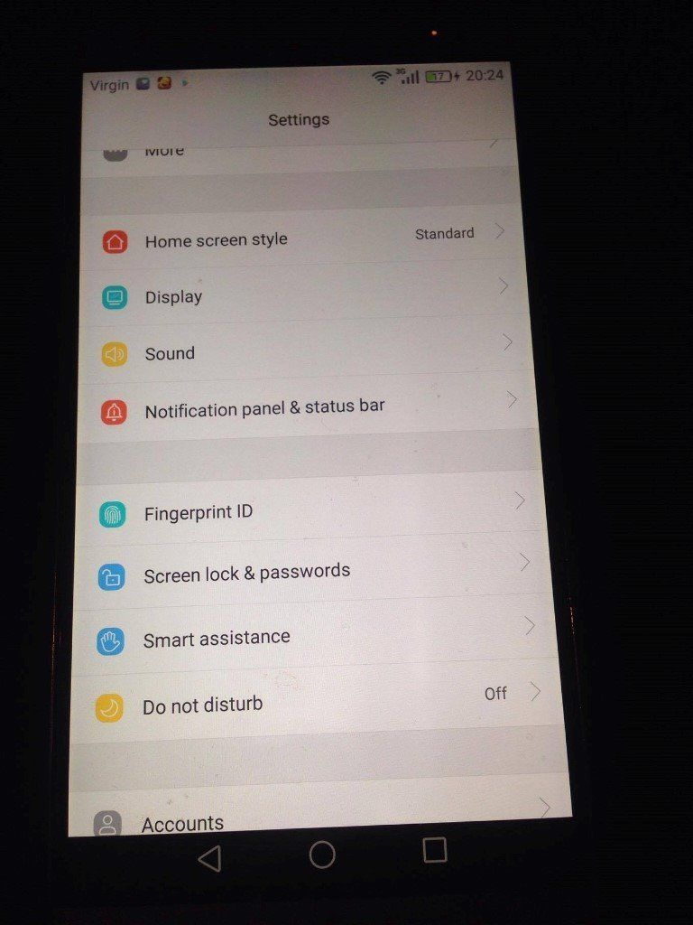 Huawei ascend mate 7 mt7-tl10 swap only