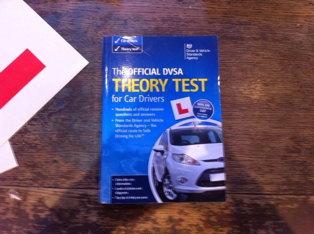 Driving Test Pack - L Plates, Theory Test, Guide to Driving, Traffic Signs, Hazard Perception