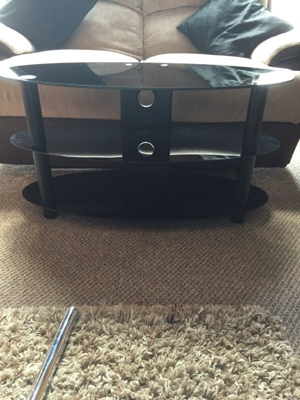Oval Tv Cabinet/stand