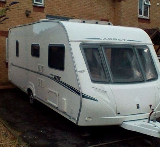 ABBEY GTS 418 ,FIXED BED , 2007
