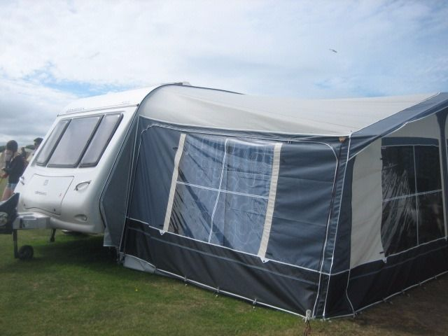 Ventura Pacific 300 Caravan Awning Size 950 Includes Tall Annex