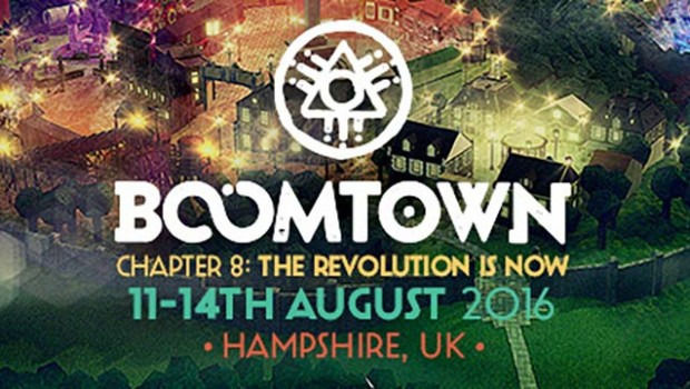 BOOMTOWN Festival 11 August - driving from Wokingham - carshare