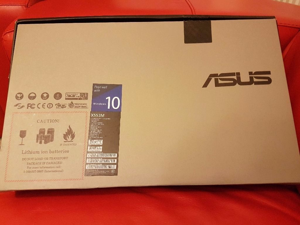 ASUS LAPTOP X533M 8GB RAM, 1TB HDD