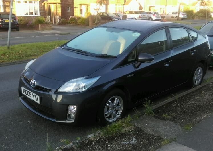 PCO CARS FOR HIRE/RENT. TOYOTA HYBRIDS ONLY UBER READY