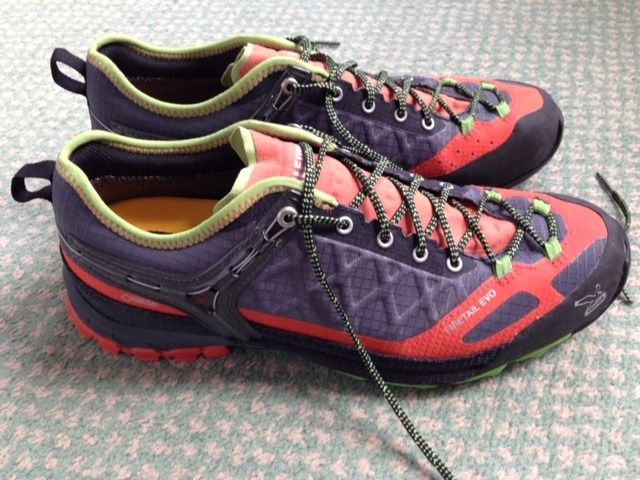 Salewa Firetail Evo gtx mens 8.5 - excellent condition