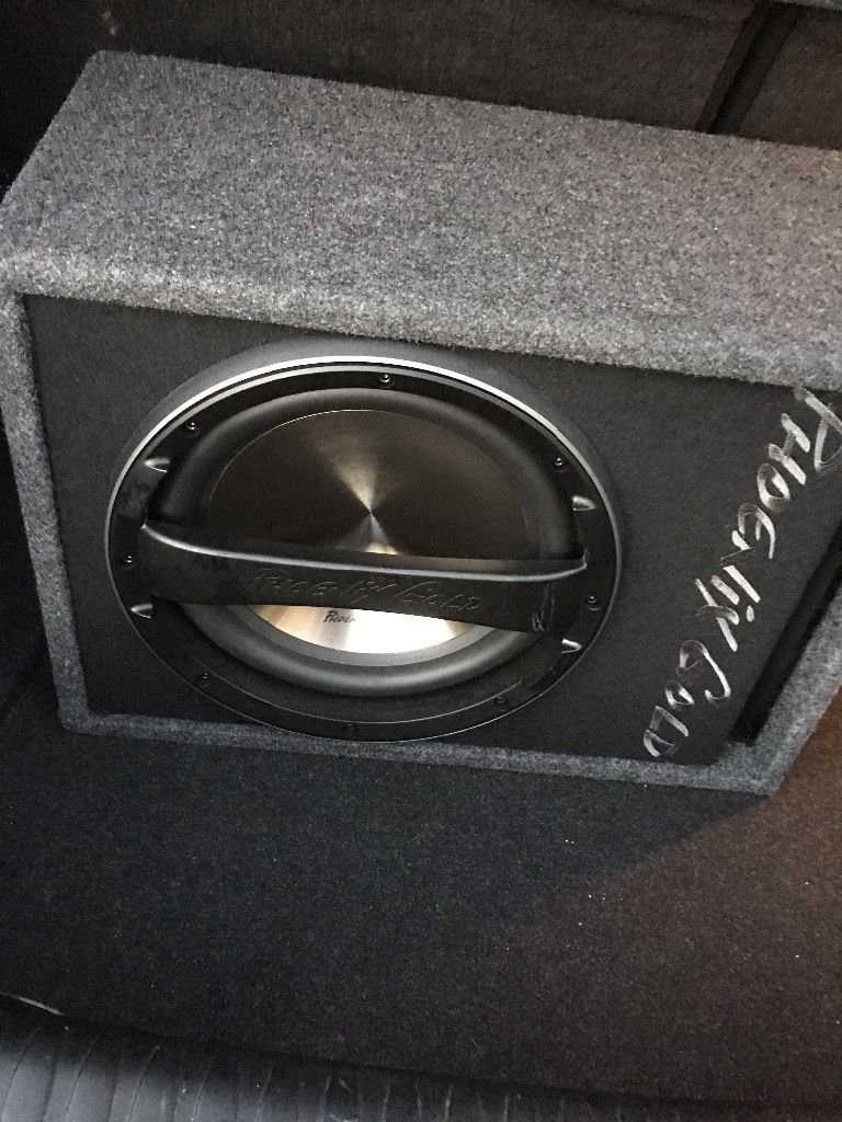 Speaker with Amp