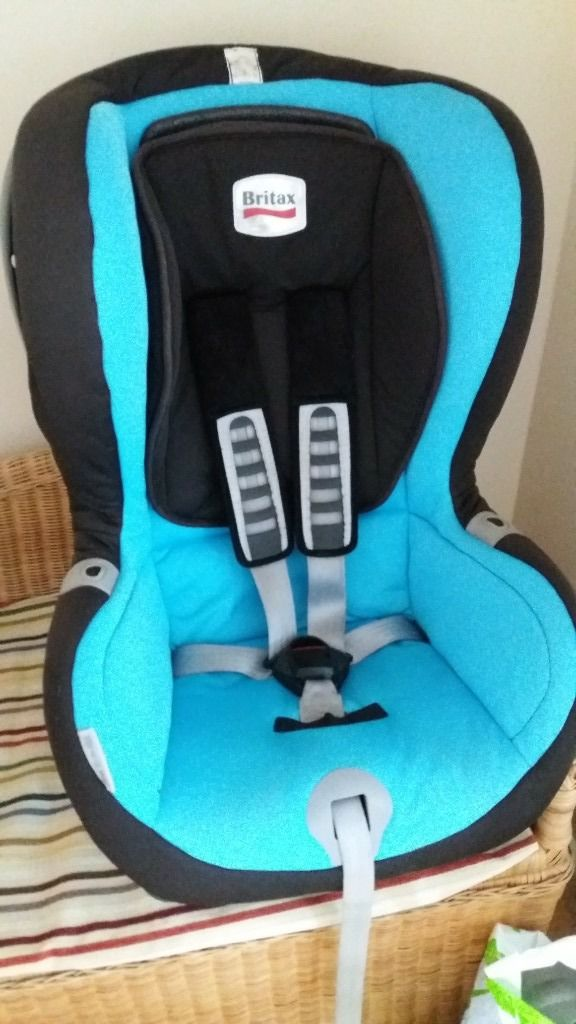 Britax Duo Plus car seat for 9-18kg