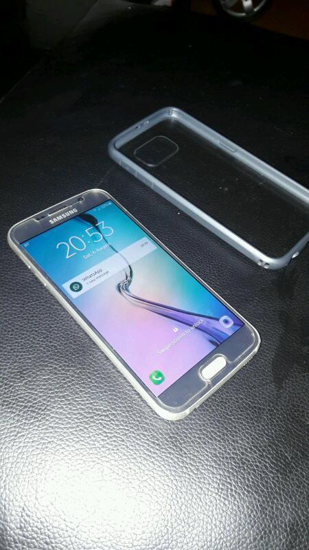 Samsung Galaxy S6 - 32gb - Gold - Unlocked