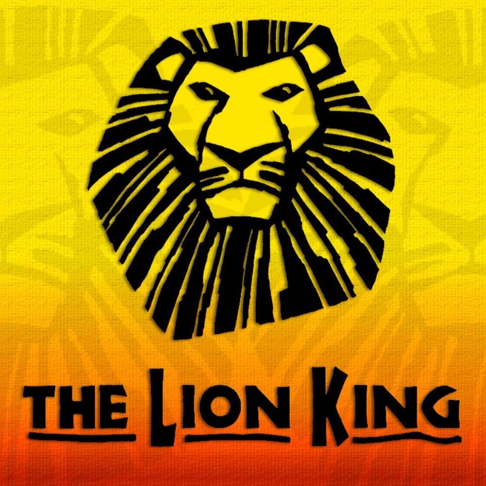 4x Lion king tickets for Tuesday 9th of August, Stalls seats at 7.30pm