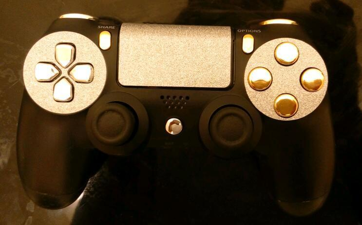NEW PS4 controller customized