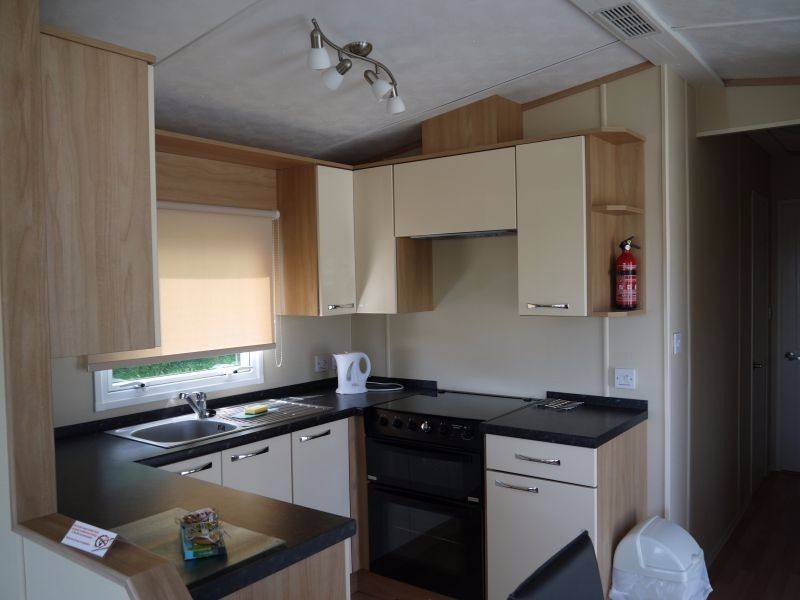 2010 Static Caravan for sale at Golen Cap Holiday Park, Dorset.