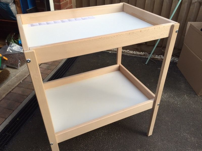 IKEA Baby Changing Tables