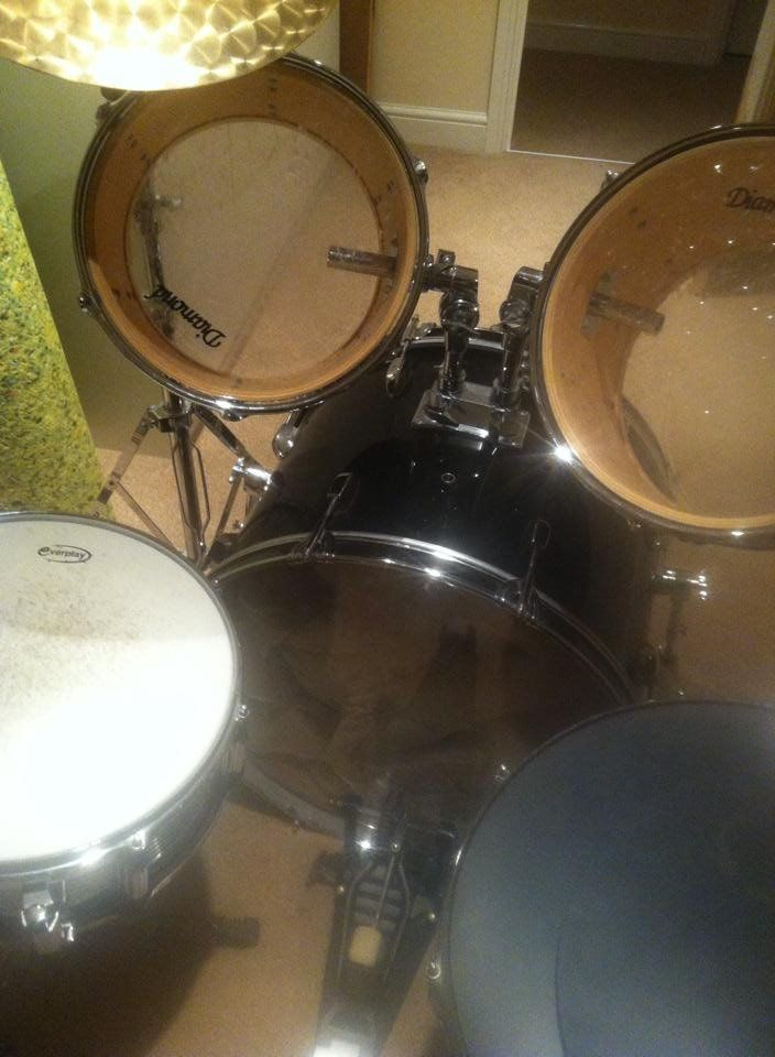diamond drum kit