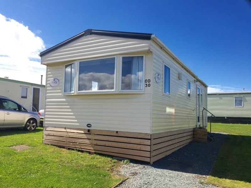 PRIVATE SALE static caravan holiday home ocean edge Morecambe north west lancs not haven