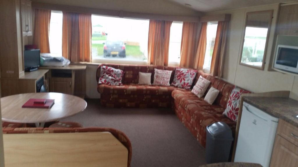 6 Birth Static Caravan for Contrctor Hire