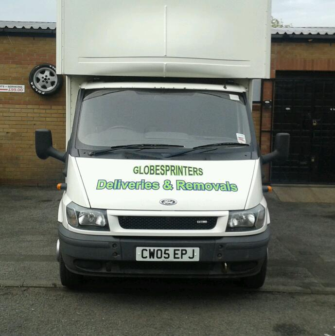 GLOBE SPRINTERS REMOVALS & DELIVERIES 07810416687 THE BEST MOVE YOU WILL MAKE