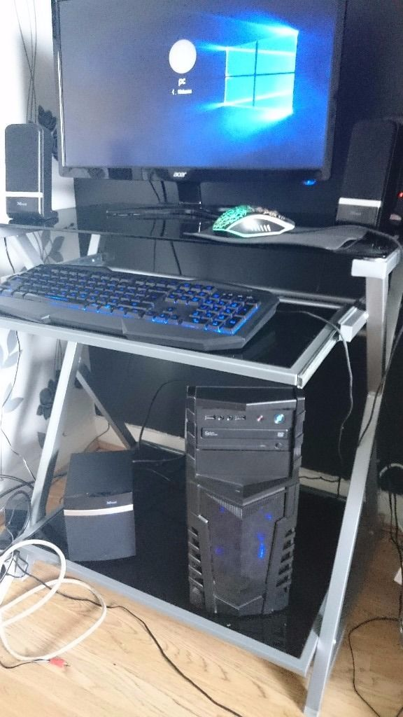 Ultimate Gaming PC Eagle X - Fast 3.8G turbo 4.2 Quad Core NOW SOLD,,,,SOLD,,,,SOLD