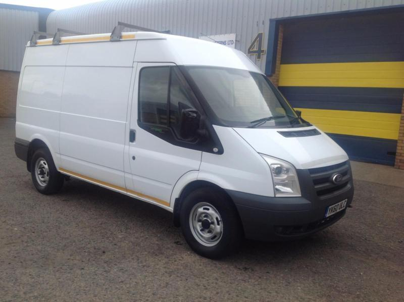 Ford Transit 115 T350 M RWD 60 REG VAN, 1 OWNER FROM NEW WITH NO ADDED VAT
