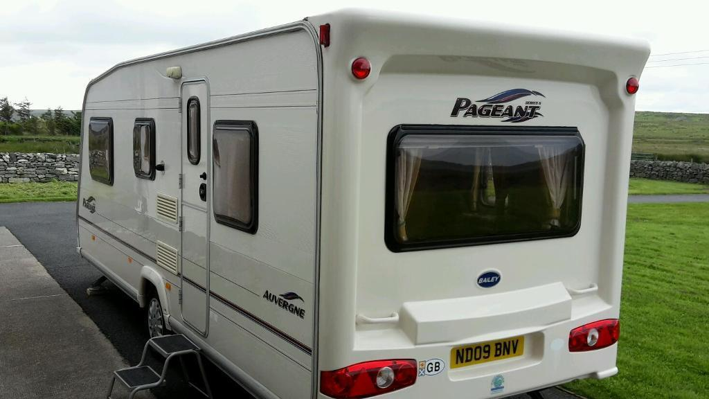 Bailey Pageant series 5 2005 , 4/5 berth